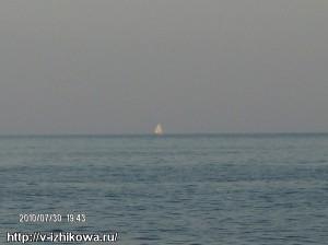 Крым. Черное море.