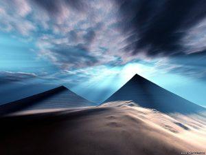 Создание пирамид