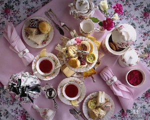 Низкокалорийная выпечка к чаю