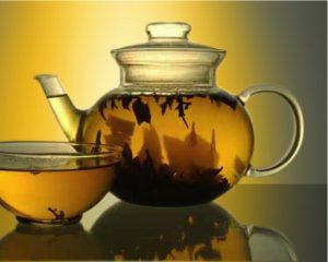 Выпейте чаю...+ Рецепт бездрожжевого теста.