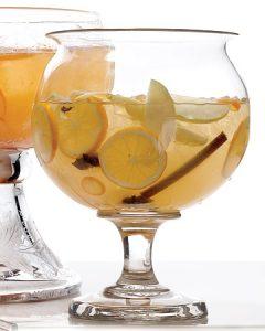 Летние напитки. Лимонная вода