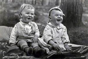 Оптимисты и пессимисты.