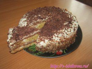Торты для сладкоежек, склонных к полноте.