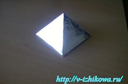 Бытовые пирамиды.