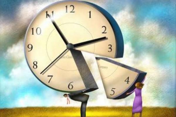 Мальчишка и время