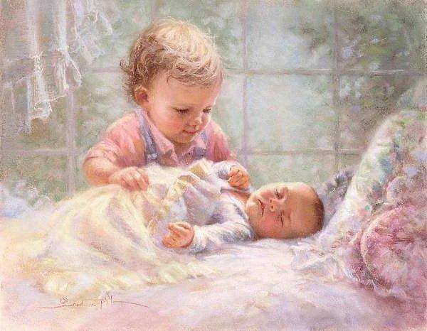 Ребенок - зеркало семьи