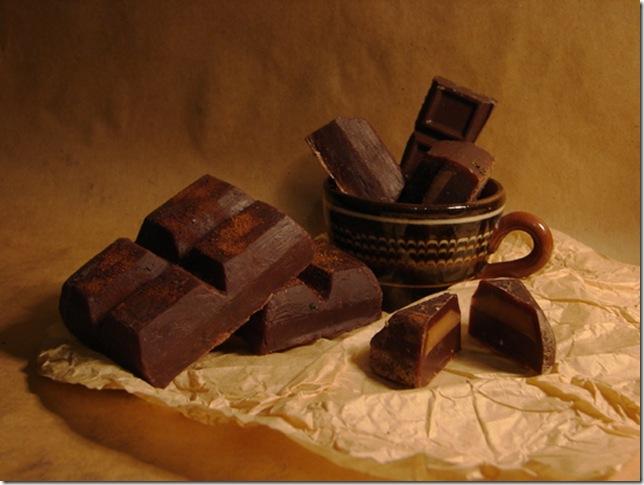 Шоколадная медитация