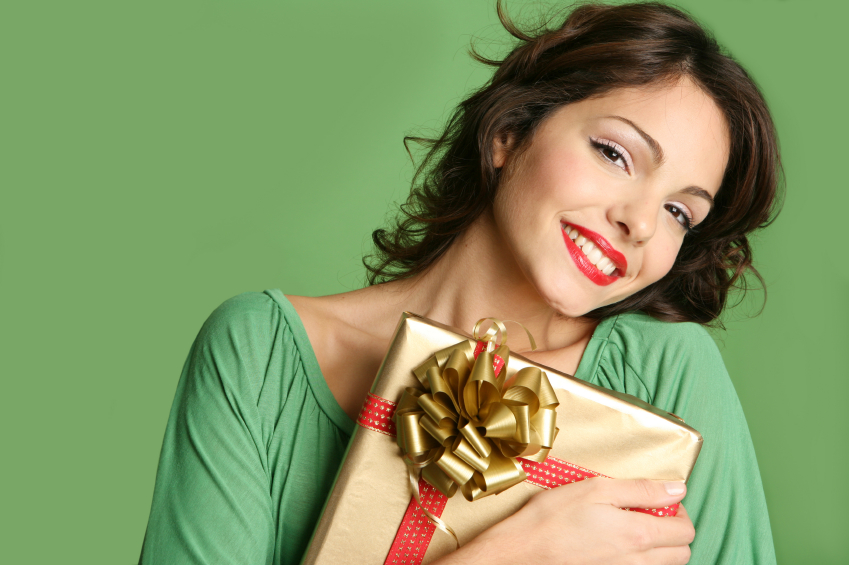 Дарение подарков